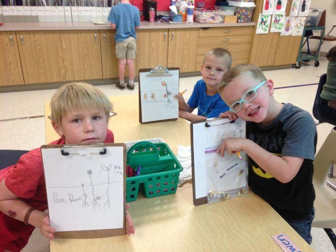 summer 2017 LINKS classroom
